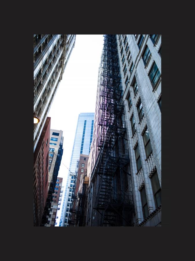 "Series ""City Movements"" by Masha Melnik"