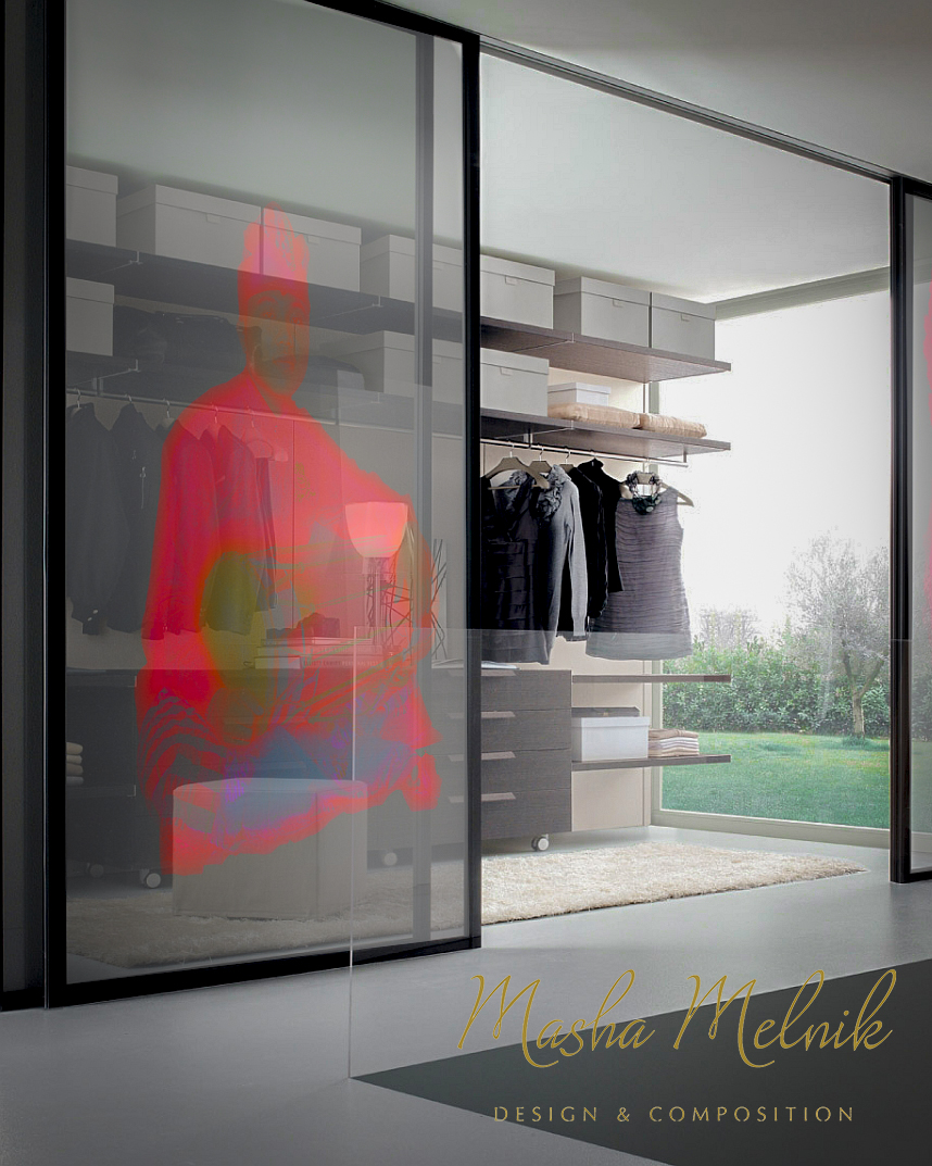 Chic-sliding-glass-doors-for-the-modern-walk-in-closet